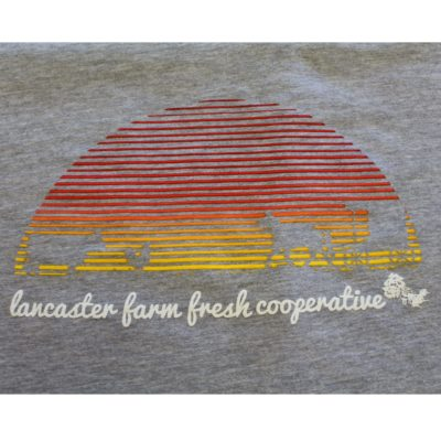 LFFC sunset Tshirt