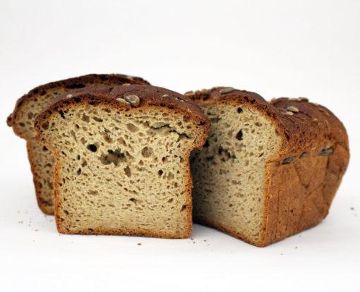 gluten free loaf bread sliced delivery