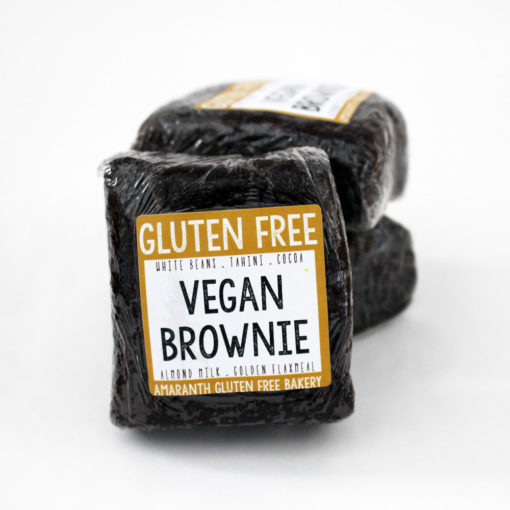 gluten free vegan brownie delivery